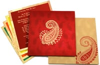 Customized Design Wedding Cards Printing Services