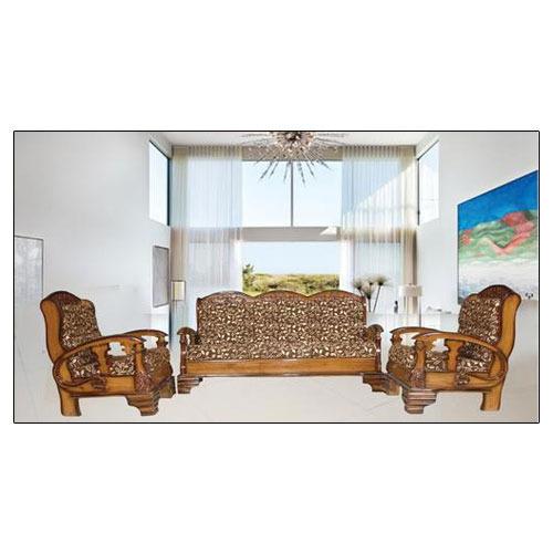 Designer Wooden Sofa Set In Hyderabad Telangana Sri Anu Furnitures