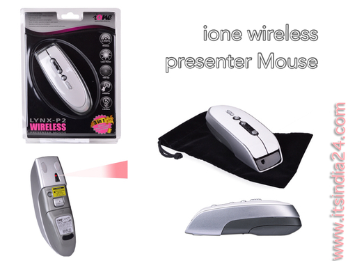 Wireless Presenter Scroll Mouse