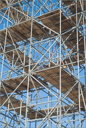 THE SOUTH-END SCAFFOLDING & FORMWORK SYSTEM in Delhi, Delhi, India
