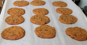 High Nutritional Value Fresh Soya Treat Biscuits
