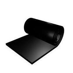 Natural Black Rubber Sheets