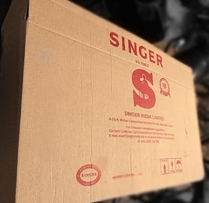 Sewing Machine Table Packaging Boxes