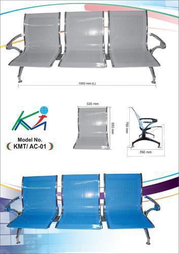 Metal Airport Waiting Chair