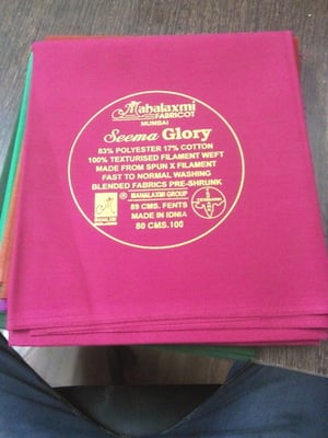 Polyester Glory Blouse Fabric