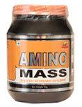 Sap Amino Mass Supplement Powder