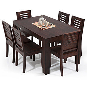 6 Seater Wooden Dining Sets
