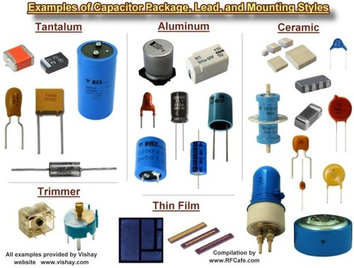 Electrical Capacitors in  Lamington Road