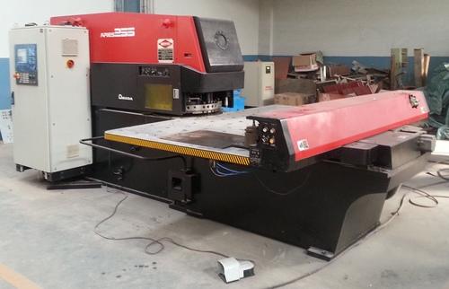 Used Amada Turret Punch Press - WELDOR CNC MACHINES, Survey