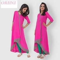 Ladies Long Kurtas