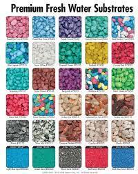 Aquarium Colorful Stones