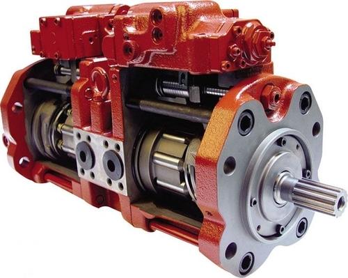 Excavator Hydraulic Pump Repairing Service