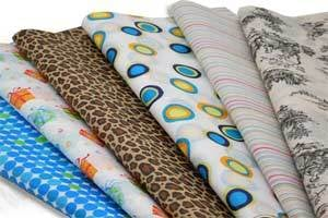 Printed Tissue Papers