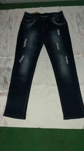 Over Dyed Jeans