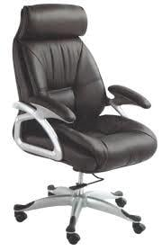 Revolving Office Chairs With Handle Support