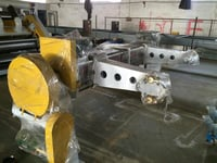 Shaftless Electrical Mill Roll Stand