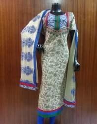Ladies Chiffon Dupatta Suit