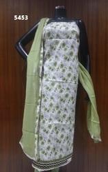 Ladies Designer Cotton Suits