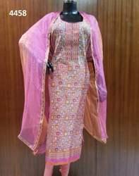 Ladies Printed Suit