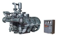 High Speed Single and Dlouble Stage Ammonia And Freon Compressors