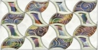 Lilly Onyx HL Glossy Finish Wall Tiles