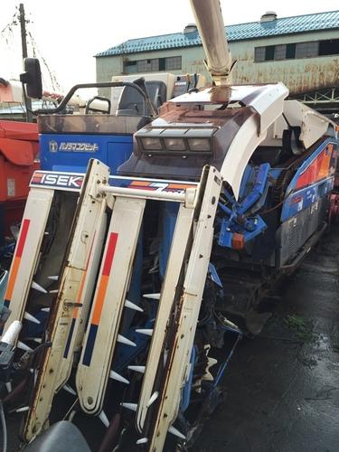Used Iseki 448 Combine Harvester