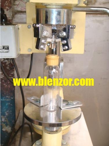 Semi Automatic Cap Tightening Machine