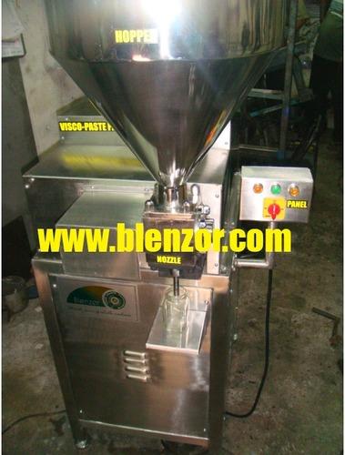 Semi-Automatic Honey Filling Machine