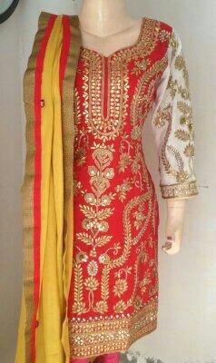 Designer Ladies Party Wear Suit in  Basant Vihar (Noorwala Road)