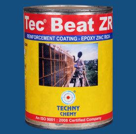 Tec Beat ZR Building Coating