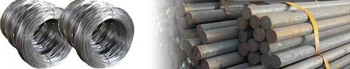 Alloy Steel Round Bar and Wire