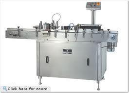 High Grade Sticker Labeling Machine
