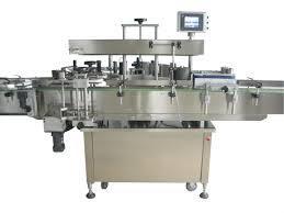 Industrial Sticker Labeling Machine