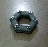 Universal Joint Coupling for Ape Cargo
