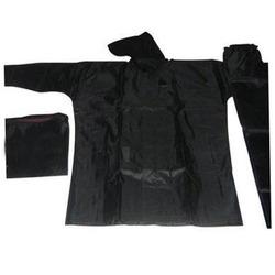 Black Color Rain Suit