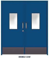 Durable Double Leaf Door
