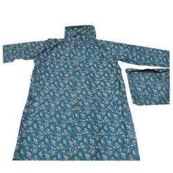 Full Protection Ladies Printed Raincoat