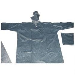 Soft Fabric Pvc Rain Suit