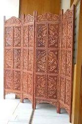 Antique Wooden Screens