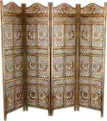 Sheesham Wood Room Divider