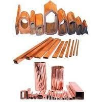 Copper Tube Sections and Profile