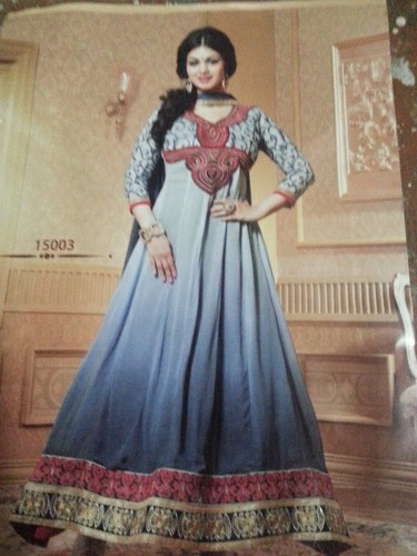 Latest Design Cotton Churidar Suits in  Old Washermentpet