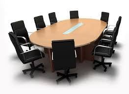 Office Meeting Room Table And Chair