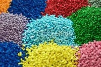 Virgin And Reprocessed Plastic Raw Material Nylon Granules