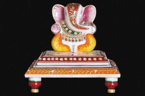 Exclusive Vinayagar Marble Statues