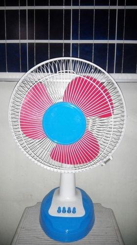 Solar Dc Table Fan (12v)