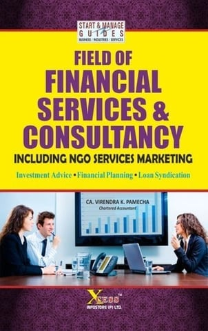 Book on Field of Financial Services & Consultancy