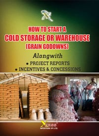 Book on How to Start a Cold Storage or Warehouse