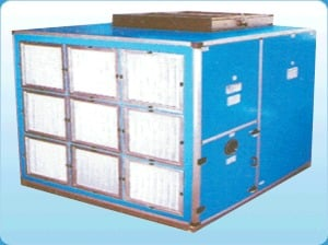 Centralize Ductable Evaporative Air Coolers