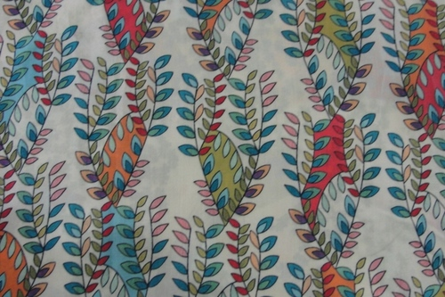 Attractive Fancy Printed Fabric